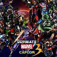 终极漫画英雄vs卡普空3
