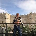 阿杰在以色列
