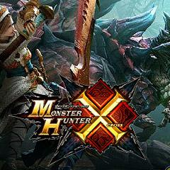怪物獵人X